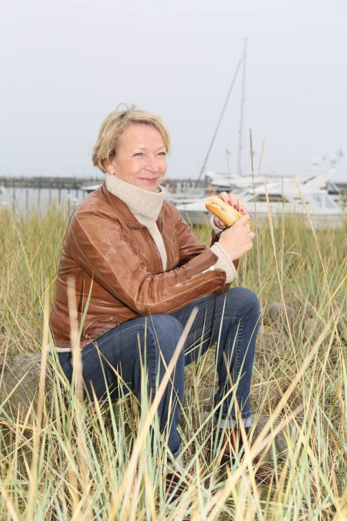 Claudia Reshoeft, Schleswig-Holstein, Oktober 2016, Autorin Claudia Reshöft